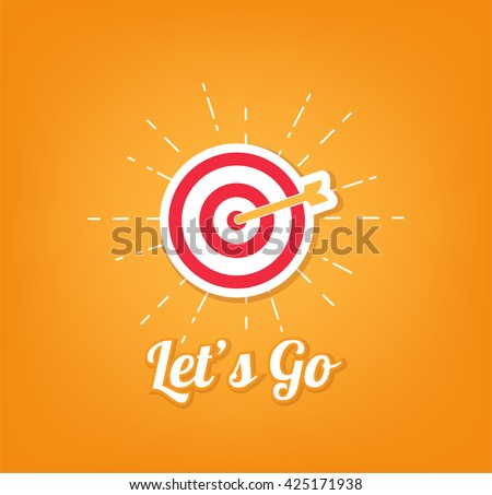 point aim, Target. Sniper aim icon. My point aim, Target. Sniper aim icon. Aim Icon, Dartboard arrow and icons. Business achievement and success concept. Straight to aim symbol. point aim, Target.  - stock vector