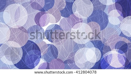 Purple  background with circles