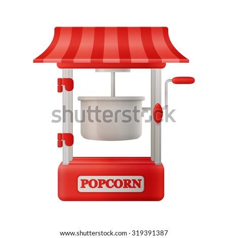 popcorn machine small