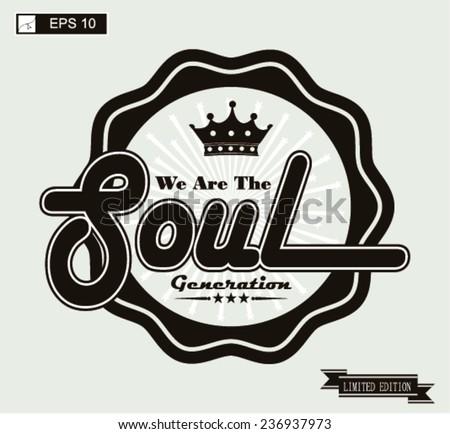 soul music vector soulful illustration clip shutterstock vectors singer