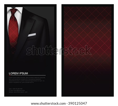 Suit background with bow tie, business concept card vip, vector Vip  Suit background bow tie business concept card vector template vip Vip  Suit background bow tie business concept card vector vip