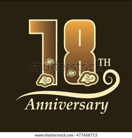 """18th Anniversary"" Stock Photos, - 33.4KB"