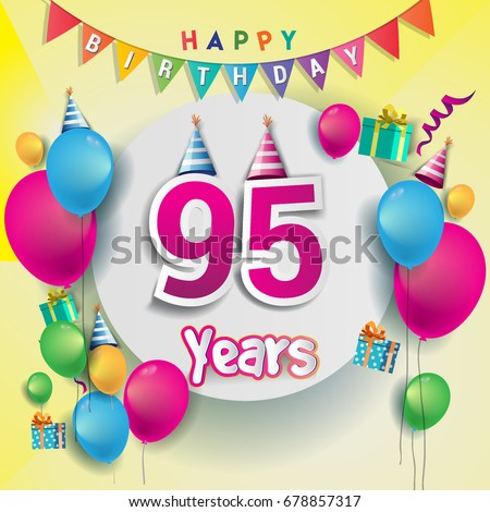 95th Birthday Stock Images, Royalty-Free Images & Vectors