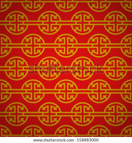 Traditional Chinese Patterns Endless Texture Can Be Used For Wallpaper Pattern Fills Web