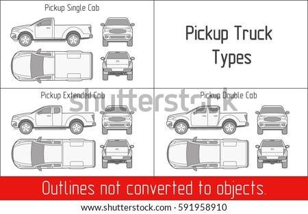 pickup stock images royalty free images vectors shutterstock. Black Bedroom Furniture Sets. Home Design Ideas