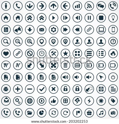 Ui Icons Stock Images, Royalty-Free Images & Vectors | Shutterstock