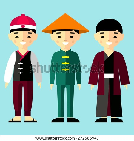 Image Gallery japan people clip art
