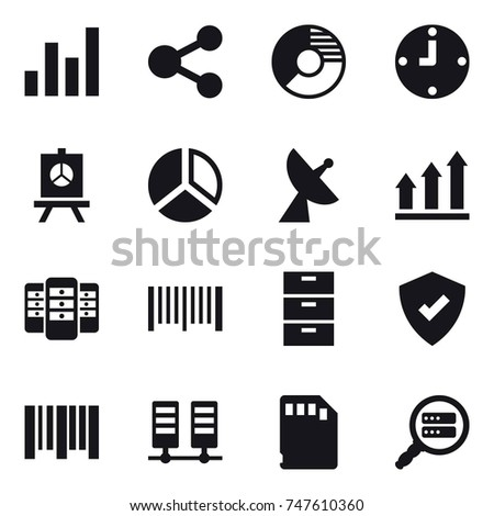 Simple Set Check Code Related Vector 268677035