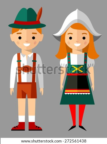 german kids clipart - photo #5