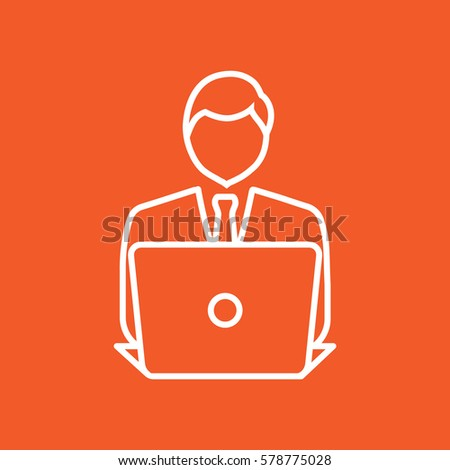 Video Conference Icon Vector Stock Vector 599621321 ...
