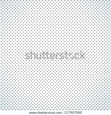 white geometric background - stock vector