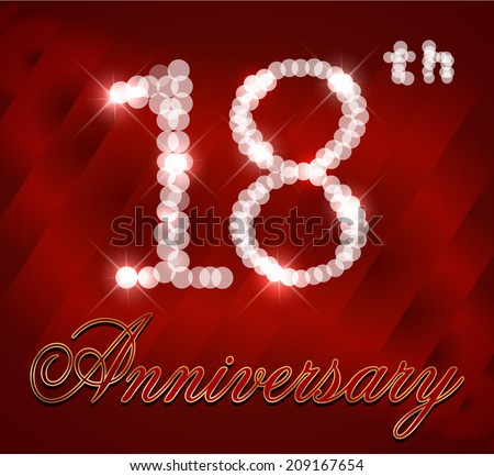 Happy 18th Birthday Stock Images, Royalty-Free Images ...