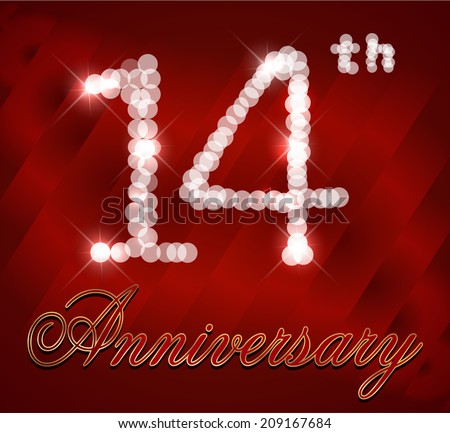 14th Birthday Stock Vectors & Vector Clip Art | Shutterstock