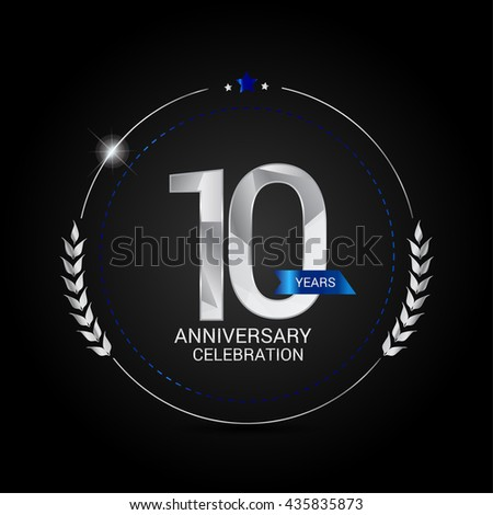Silver Anniversary Stock Images Royalty Free Images Vectors