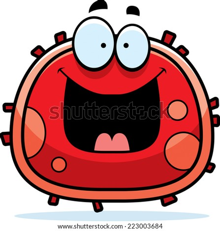Cartoon Red Blood Cell Stock Images, Royalty-Free Images & Vectors ...