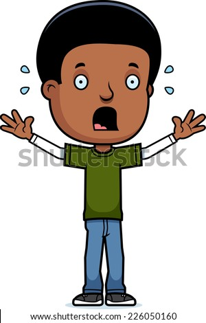 Screaming Black Child Stock Images Royalty Free Images
