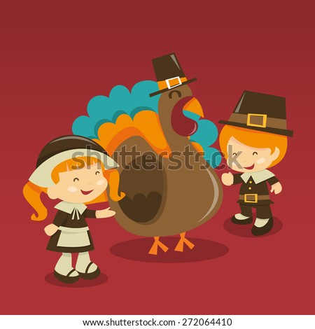 A cartoon vector illustration of a sexy witch holding a halloween pumpkin and broom in front of blank white scroll.  - stock vector