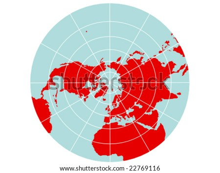 hemisphere map stock images royalty free images vectors