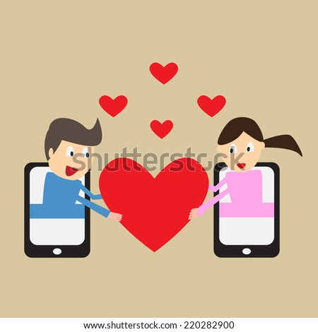 Love and seek online dating