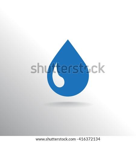 A drop icon, a drop icon eps 10, a drop icon vector, a drop icon illustration, a drop icon jpg, a drop icon picture, a drop icon flat, a drop icon design, a drop icon web, a drop icon art - stock vector