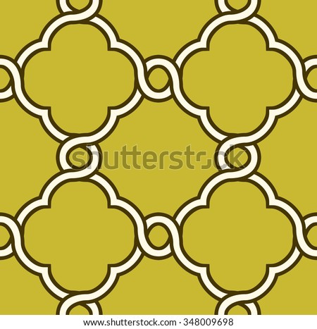 A elegant classic vector simple pattern - stock vector