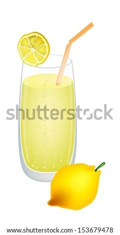 Lemonade vector stock photos images pictures for Lemon shaped lemonade stand