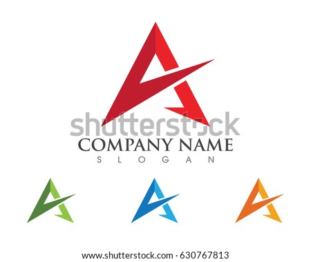 business letter with logo