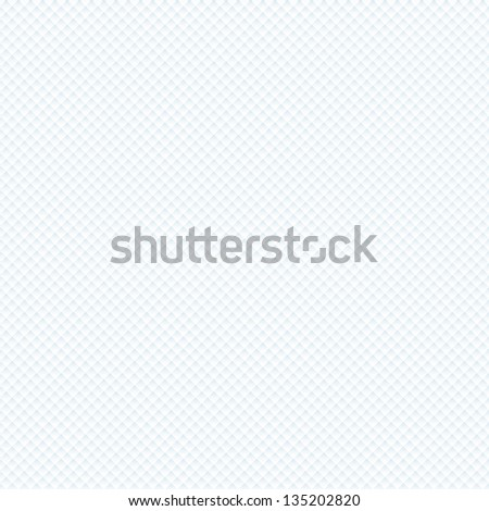 A seamless pattern with blue rhombs - stock vector
