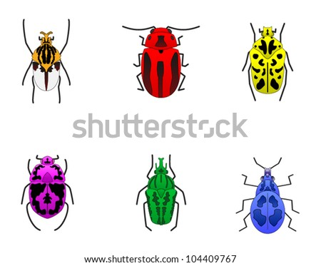 A set of Beetles.