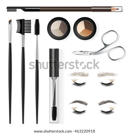 eyebrows stock photos royalty free images vectors shutterstock. Black Bedroom Furniture Sets. Home Design Ideas