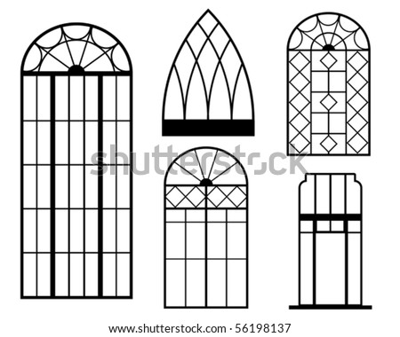 Stained Glass Window Template moreover The Acute House By Oof Architecture together with Rocky Mountain Acanthus Knob Ck232 as well Choosing Windows additionally Stained Glass Window Template. on for sliding windows house design