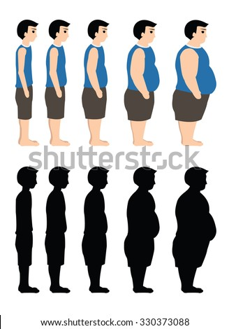 Skinny Man Stock Images Royalty Free Images Amp Vectors