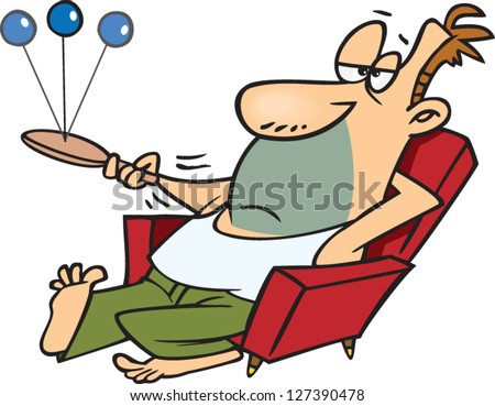 Recliner Chair Stock Photos Images Amp Pictures Shutterstock
