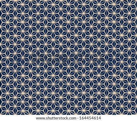 A vector simple grid bicolor  pattern - stock vector