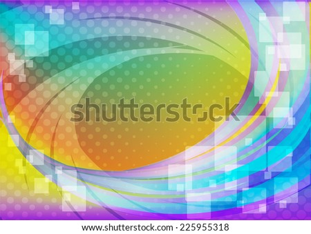Abstract - stock vector