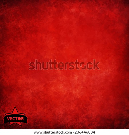 Abstract acrylic painted background. Vector illustration. - stock vector