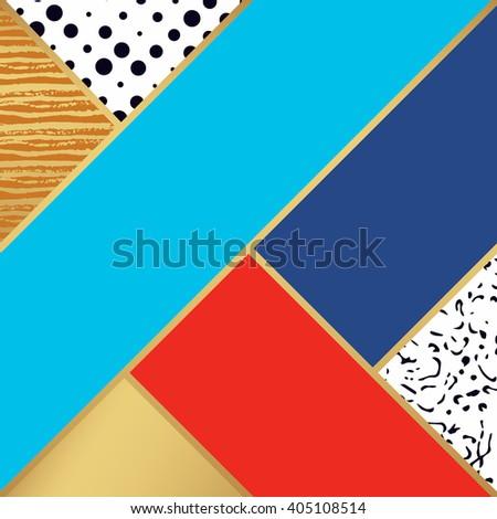 Abstract art pattern. Vector pattern. Pattern illustration. Fashion pattern. Pattern design. Cute pattern. Bright pattern. Cool pattern. Pattern background. Retro pattern. Pretty pattern Trend pattern - stock vector