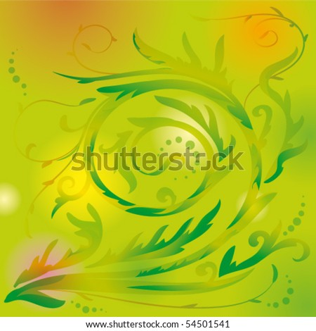abstract, background - stock vector