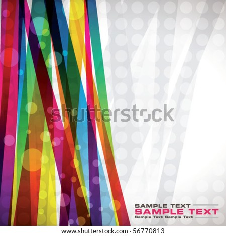 abstract background 12 - stock vector