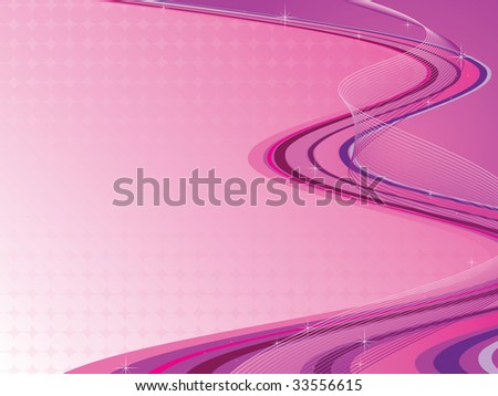 Abstract background. Beautiful vector illustration.