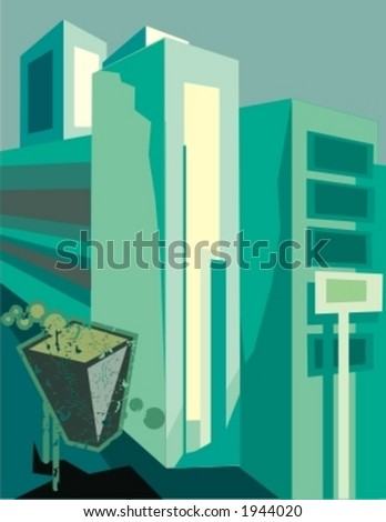 Abstract background. Check my portfolio for much more of this series. - stock vector