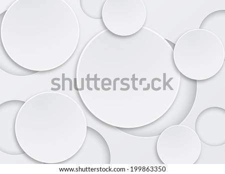 abstract background circle art design