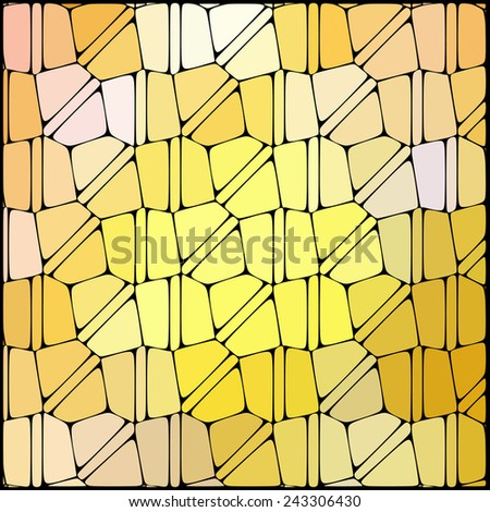 abstract background consisting of geometrical shapes