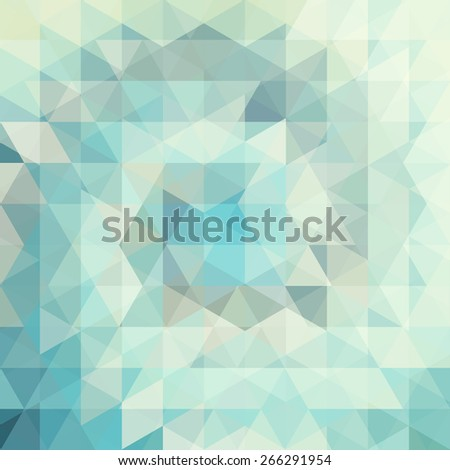 abstract background consisting of triangles