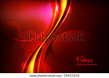Abstract background, eps10 - stock vector