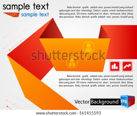 Abstract background design stock vector 2018 161415593 shutterstock abstract background for design ccuart Image collections