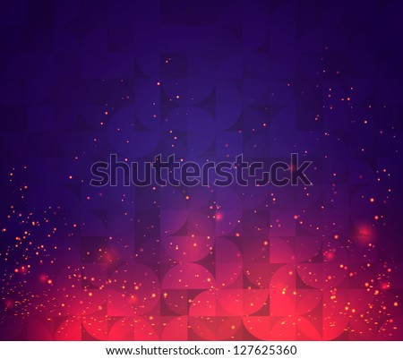Abstract background for design. Vector. - stock vector