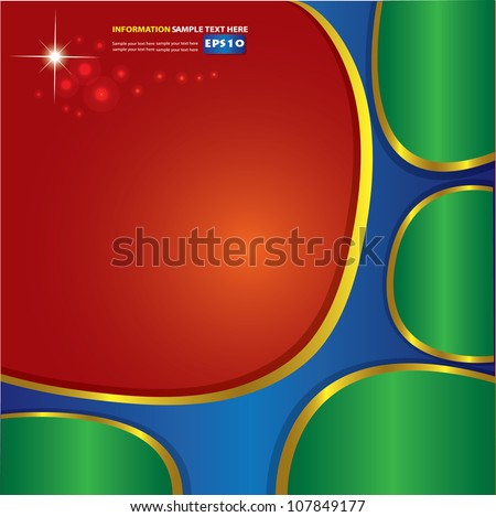 Abstract background for text,Vector