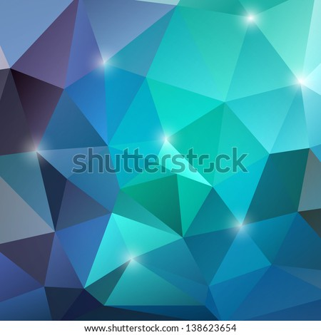 Abstract background for your design. - stock vector
