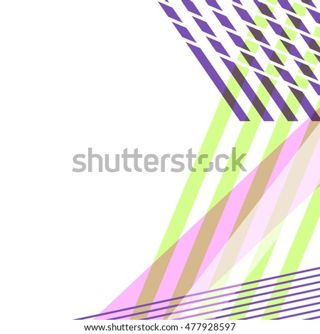 abstract background, geometric vector illustration